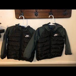 2t Nike jacket